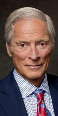 Bob Simon, American television journalist (60 Minutes), dies at age 73