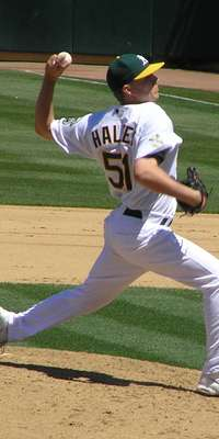 Brad Halsey, American baseball player (Oakland Athletics)., dies at age 33