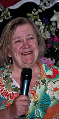 Clarissa Dickson Wright, English celebrity chef and television personality (Two Fat Ladies)., dies at age 66