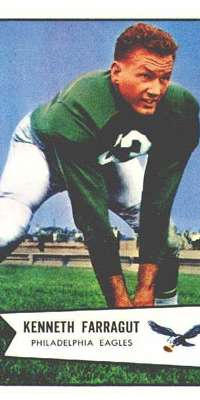 Ken Farragut, American football player (Philadelphia Eagles), dies at age 85