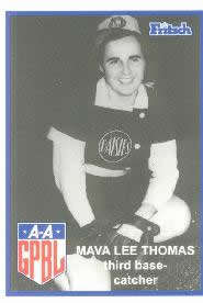 Mava Lee Thomas, American baseball player (Fort Wayne Daisies), dies at age 83