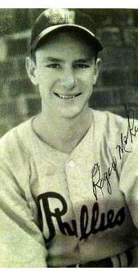Rogers McKee, American baseball player (Philadelphia Phillies)., dies at age 87