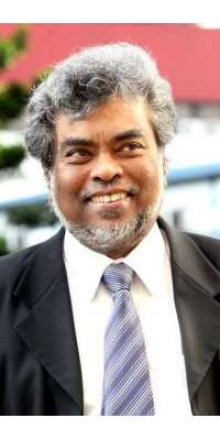 Subhas Anandan, Indian-born Singaporean lawyer, dies at age 67