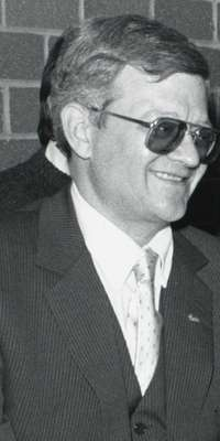 Tom Clancy, American author (The Hunt for Red October, dies at age 66