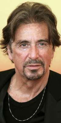 Al Pacino, Actor, filmmaker, alive at age 75
