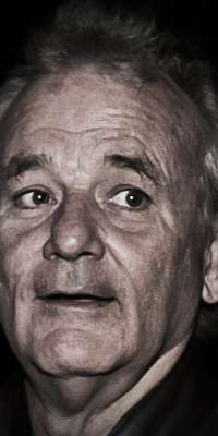 Bill Murray, Actor, comedian, writer, alive at age 64