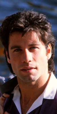 John Travolta, Actor, producer, writer, singer, dancer,, alive at age 61