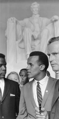 Sidney Poitier, Actor, director, writer, diplomat , alive at age 88