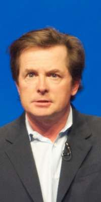 Michael J. Fox, Actor, author, producer, activist, alive at age 54
