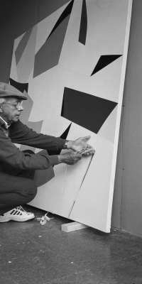Marcel Barbeau, Canadian painter and sculptor., dies at age 90