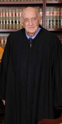 Richard Dean Rogers, American district court judge., dies at age 94