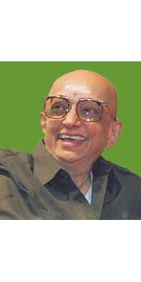 Cho Ramaswamy, Indian actor and lawyer., dies at age 82