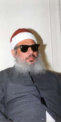 Omar Abdel-Rahman, Egyptian Muslim leader and convicted terrorist., dies at age 78