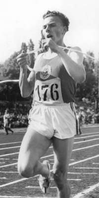 Siegfried Herrmann, German Olympic long-distance runner (1956, dies at age 84