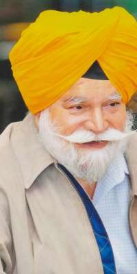 Gurmit Singh Aulakh, Pakistani research scientist and political activist., dies at age 79