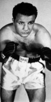 Jake LaMotta, American boxer and inspiration for Raging Bull. , dies at age 96