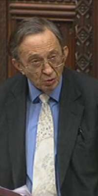 Joel Joffe, Baron Joffe, South African-born British human rights lawyer and life peer., dies at age 85