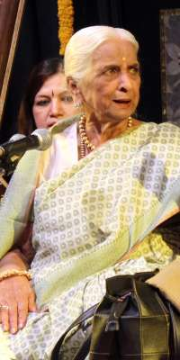 Girija Devi, Indian thumri singer, dies at age 88