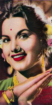 Shyama, Indian actress., dies at age 82