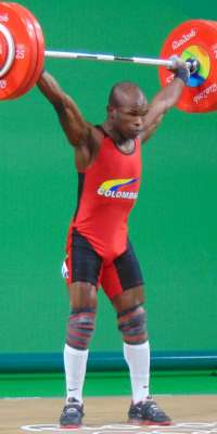 Edwin Mosquera, Colombian weightlifter, dies at age 32