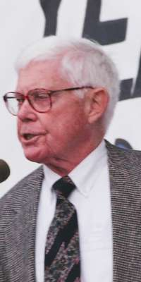 John B. Anderson, American politician., dies at age 95