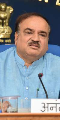 Ananth Kumar, Indian politician, dies at age 59