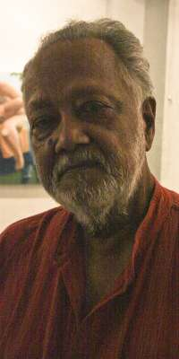 Dhiraj Choudhury, Indian painter., dies at age 82
