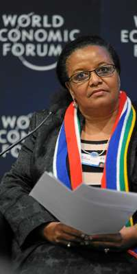 Edna Molewa, South African politician, dies at age 61