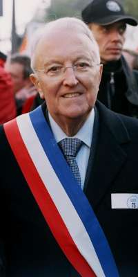 Georges Sarre, French politician, dies at age 83