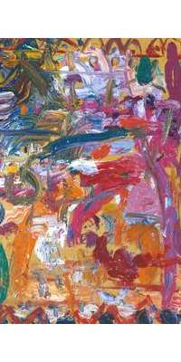 Gillian Ayres, British artist., dies at age 88