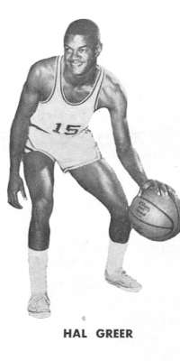 Hal Greer, American basketball player (Philadelphia 76ers)., dies at age 81