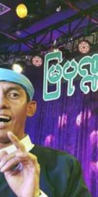 Kin Kaung, Burmese comedian and actor., dies at age 55