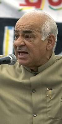 Madan Lal Khurana, Indian politician, dies at age 82