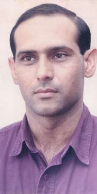 Mansoor Ahmed, Pakistani hockey player., dies at age 49