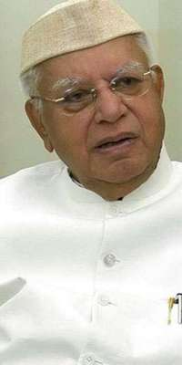 N. D. Tiwari, Indian politician., dies at age 93