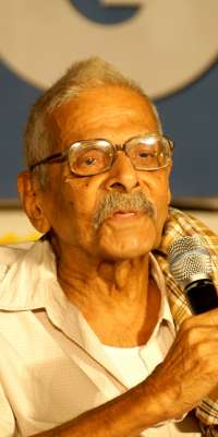Thuppettan, Indian Malayalam playwright., dies at age 89
