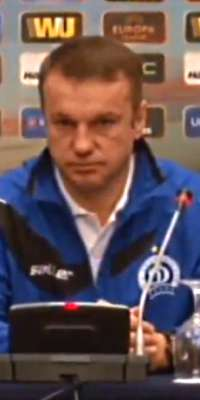 Uladzimir Zhuravel, Belarusian football player and coach., dies at age 47