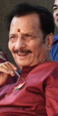 Rallapalli, Indian actor (Bombay, dies at age 73