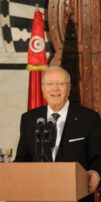 Beji Caid Essebsi, Tunisian lawyer and politician, dies at age 92