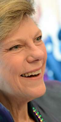 Cokie Roberts, American journalist and author. , dies at age 75