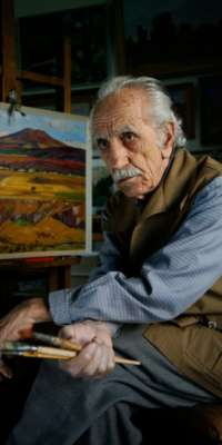 Levon Manaseryan, Armenian painter., dies at age 94