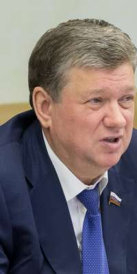 Yevgeny Bushmin, Russian politician., dies at age 61