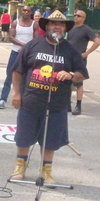 Sam Watson, Australian indigenous activist and writer., dies at age 67