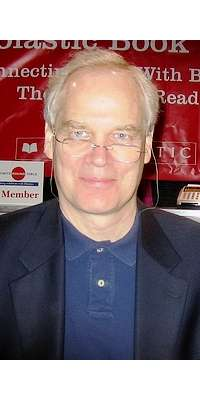 Andrew Clements, American children's author (Frindle)., dies at age 70